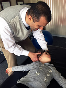 Chiropractor Stratford CT Edward Corsello With Maria